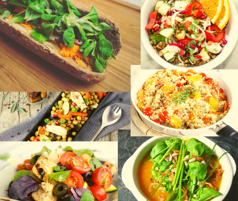 Where To Find Delicious Vegan Recipes…