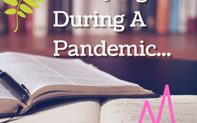 Studying During A Pandemic.